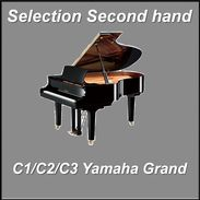 Selection Second hand - C1/C2/C3 Yamaha Grand