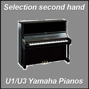 Selection second hand U1/U3 Yamaha Pianos